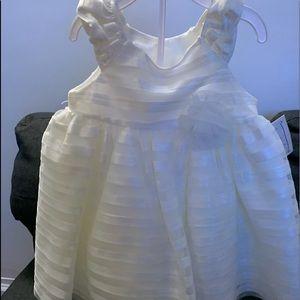Ivory Marmellatakids 3 pc dress